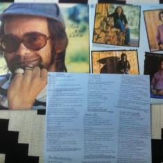 Elton John Rock Of The Westies album disc vinyl lp mapa ed usa muzica pop rock, VINIL