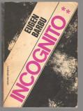 (C6866) EUGEN BARBU - INCOGNITO, VOL II, EDITIA DIN 1977, Alta editura