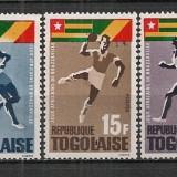 Togo.1965 Sport ST.647 - Timbre straine, Nestampilat