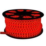 Tub Luminos cu becuri, Rosu - Banda LED