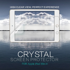 Folie iPad Mini 4 by Nillkin Transparenta - Folie protectie tableta