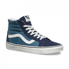 Shoes Vans SK8-Hi Reissue 2 Tone Parisian Night/Blue Mirage