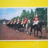 HOPCT 21653 ANGLIA LONDRA /GARDA CAVALERIE -NECIRCULATA, Printata
