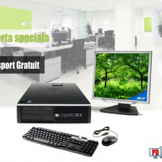 Kit Calculator HP AMD II X2, 4 GB DDR3, HDD 250 GB + Monitor Acer 19