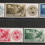 Togo.1965 100 ani UIT ST.645 - Timbre straine, Nestampilat
