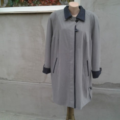 Marcona pardesiu dama mar. 48 / XL - Palton dama, Marime: 46/48, Culoare: Din imagine