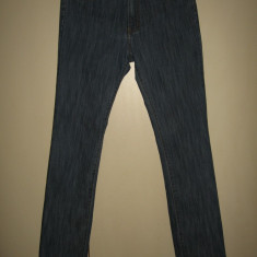Blugi Grace Jeans elastici Mar L - Blugi dama, Marime: L, Culoare: Din imagine, Drepti, Lungi, Normala