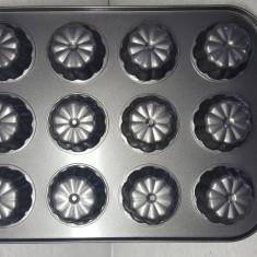 Tava pentru 12 briose - Forma prajitura