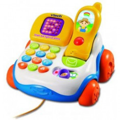 Primul telefon Vtech - Instrumente muzicale copii