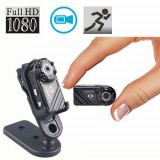 Mini Camera Spion Night Vision Full HD 1080P 12MP Security Motion Cam Kit Suport
