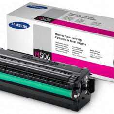 Toner CLT-M506L magenta original Samsung CLTM506L de capacitate mare - Cartus imprimanta