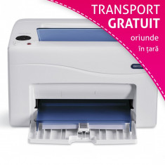 Imprimanta laser color Xerox Phaser 6020 Wireless