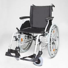 Carucior handicap pe structura usoara Ortomobil Lightman Start 040302 - 45 cm - Scaun cu rotile