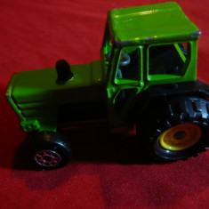 Jucarie Tractor marca Majorette -Franta, L= 6 cm, metal - Vehicul