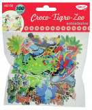 Figurine creative Croco, Tigro, Zoo