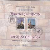 Romania .album filatelic cu Croatia.nr lista 2047a.