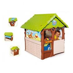 Casuta de joaca Winnie Tree Hut 310145 Smoby - Casuta copii Smoby, Plastic