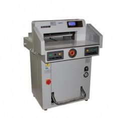 Ghilotina profesionala electro-hidraulica BOWAY BW-R520V