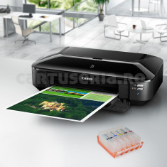 Imprimanta A3+ CANON PIXMA IX6850 cu cartuse reincarcabile - Imprimanta cu jet