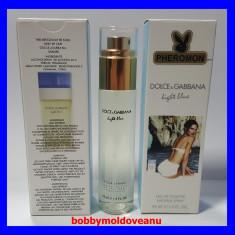 FIOLA PARFUM DAMA PHEROMON DOLCE&GABBANA LIGHT BLUE 45ML - Parfum femeie Dolce & Gabbana, Apa de toaleta