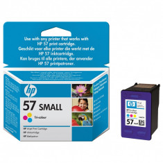 Cartus original RESIGILAT HP57 Small Color HP 57 C6657GE - Toner