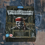 Film - Pirates of the Caribbean 1-4 Box Set [5 Blu-ray], Release UK Original