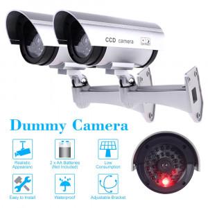 Kit 4 Camere false de supraveghere Camera falsa