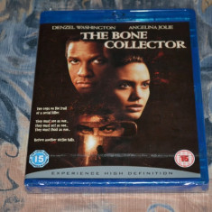 Film - The Bone Collector [1 Disc Blu-Ray], Release UK Original - Film Colectie columbia pictures, Romana
