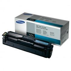 Toner CLT-C504S cyan original Samsung CLTC504S - Cartus imprimanta