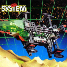 LEGO - System Space Police II Rebel Hunter #6897 ( rar ) - LEGO Space