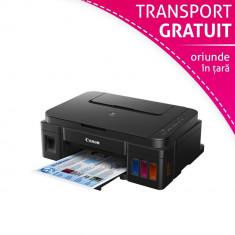 Multifunctionala Canon PIXMA G2400 cu sistem CISS incorporat - Imprimanta inkjet