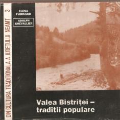 Elena Florescu-Valea Bistritei-Traditii populare - Carte traditii populare