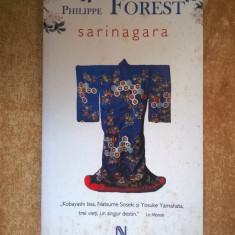 Philippe Forest - Sarinagara - Studiu literar