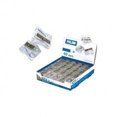 Ascutitori plastic simple Maxi Milan - Radiera si ascutitoare