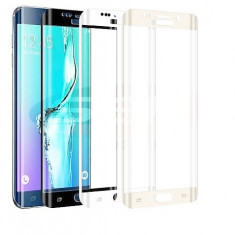 Folie sticla Samsung Galaxy S7 Edge curbat tempered glass