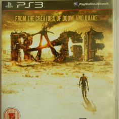 Vand Rage PS3 Ca NOU, Complet + *OFERTA :)* - Jocuri PS3 Sony