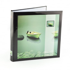 Album foto Boat Green 10x15, 500 poze cu spatiu notite