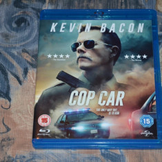 Film - Cop Car [1 Disc Blu-Ray], Release UK Original - Film actiune universal pictures, Romana