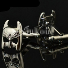 Butoni camasa SUPER EROU BATMAN MASK model deosebit + cutie cadou