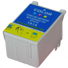 Cartus compatibil Epson T018 Color - Cartus imprimanta Speed