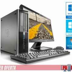 Kit Calculator HP 6005 Athlon II X2, 2 GB DDR3 HDD 160 GB + Monitor 22