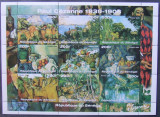 SENEGAL 1999 - PICTURA CEZANNE, 1 M/SH NEOBLITERATA - E4569