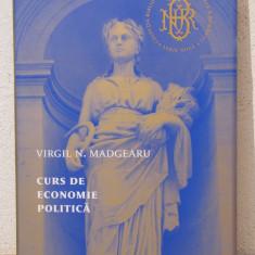 CURS DE ECONOMIE POLITICA -VIRGIL MADGEARU