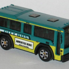 Matchbox - City Bus - Macheta auto Alta