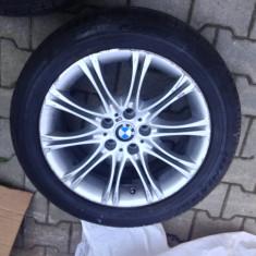 Jante BMW E 60 Pachet M, pe 18 - Janta aliaj BMW, Numar prezoane: 5