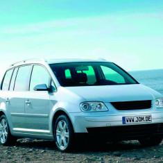 GRILA FARA SEMN VW TOURAN 3/03 - 9/06, CADDY DUPA 2004, NEAGRA - Grile Tuning Diederichs, Volkswagen, TOURAN (1T1, 1T2) - [2003 - 2010]