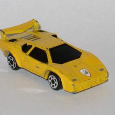 Matchbox - Superfast Mini - Lamborghini Countach - Macheta auto Alta