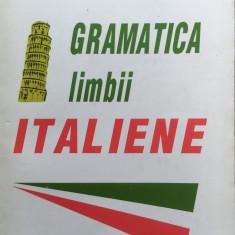GRAMATICA LIMBII ITALIENE- Haritina Gherman, Rodica Sarbu