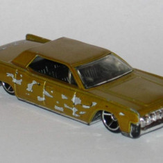 Hot Wheels - '64 Continental - Macheta auto Alta