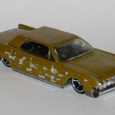 Hot Wheels - '64 Continental - Macheta auto Alta